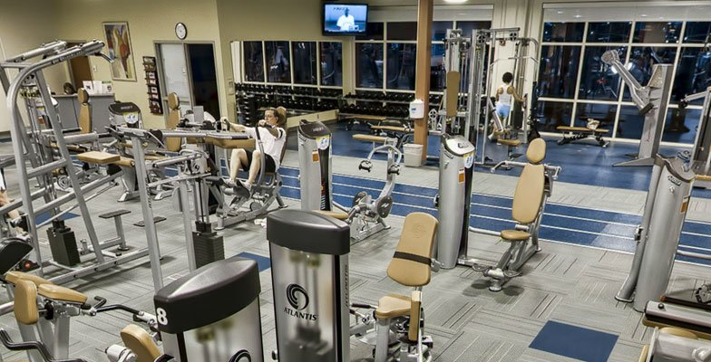 Rex Wellness Center of Wakefield Group Exercise