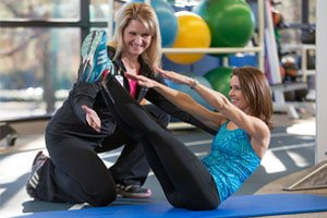 Personal Training at the Rex Wellness Centers