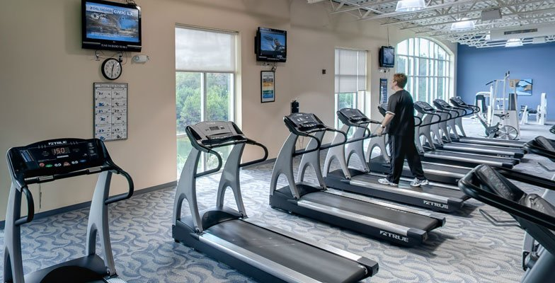 Rex Wellness Center of Garner General Exercise