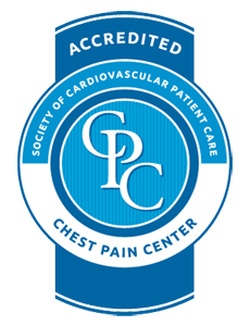 Chest Pain Accreditation