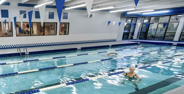Rex Wellness Center of Raleigh Pool