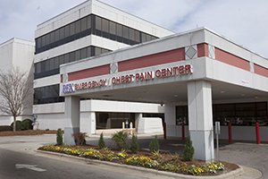 REX Healthcare Emergency Department