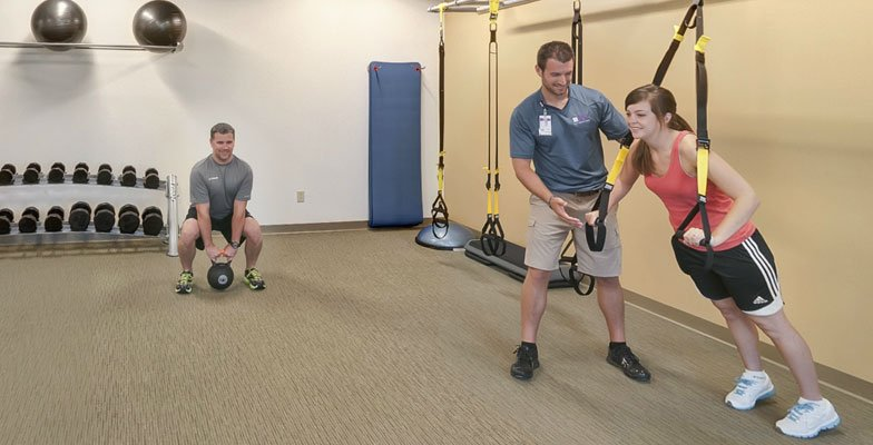 Rex Wellness Center of Knightdale Personal Training